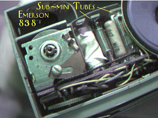 WA2ISE sub-mini tube AM radio page