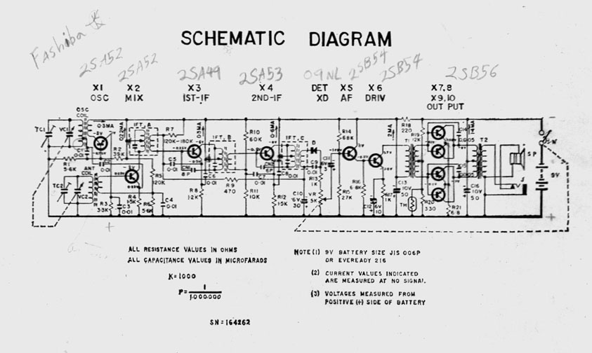 first am radio circuit diagram  first  free engine image